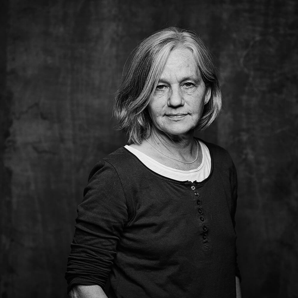 Birgit Berends-Woehrl, photo Andreas Huber
