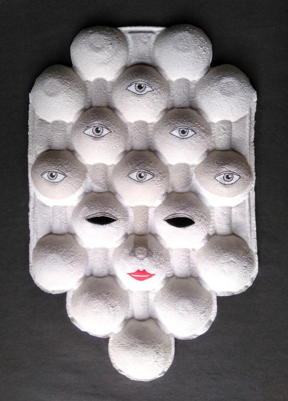 Dazze Kammerl, Maske
